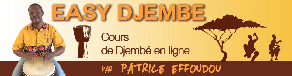 Cours de Djembe en ligne Easy Djembe