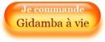 Je commande Gidamba à vie
